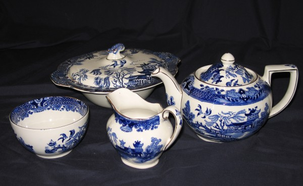 Buy and Replace Missing China from China Matching Service